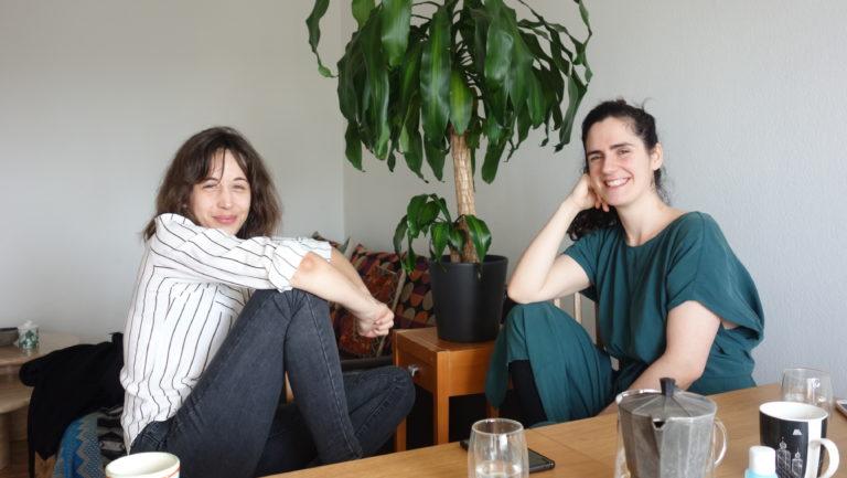 Les Optimisticians – Estelle et Eléonore